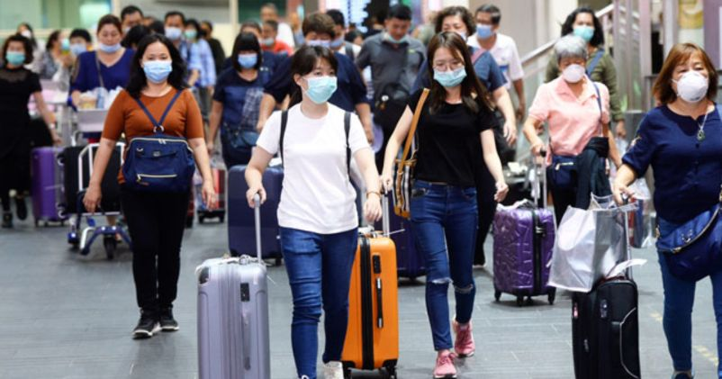 lifted restrictions inbound OFWs